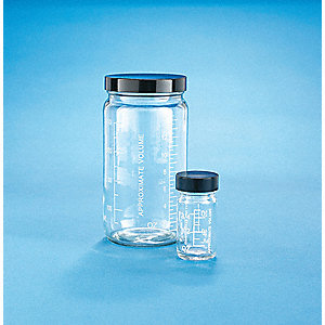 Graduated Bottle,2 oz.,PK48