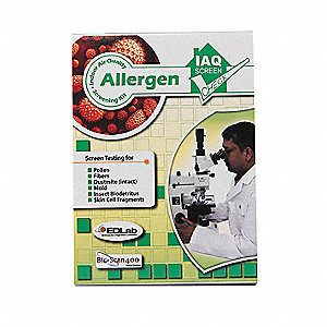 Allergen Screen Check