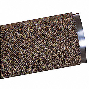 Brown Decalon® Fiber, Entrance Mat, 3 ft. Width, 5 ft. Length
