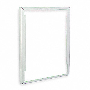 Frame,Semi Recessed