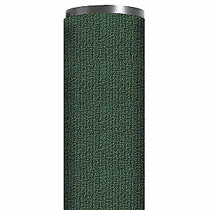 Hunter Green Decalon® Yarn, Entrance Mat, 2 ft. Width, 3 ft. Length