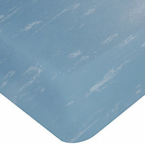 TILE-TOP ANTI MICROBIAL BLUE