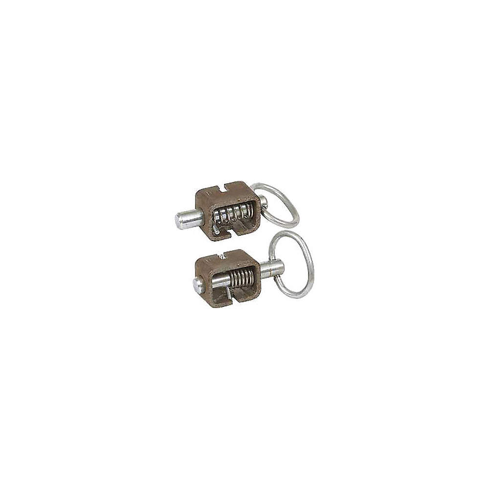 SS BUYERS PRODUCTS 3ULU7 Spring Latch W// Tube and Pin