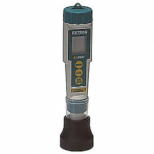 pH Meter,WaterProof,Refillable