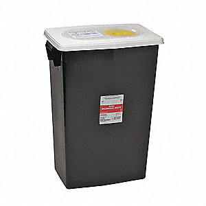 Hazardous Waste Container
