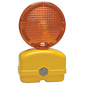 "Barricade Light,7"",12VDC"