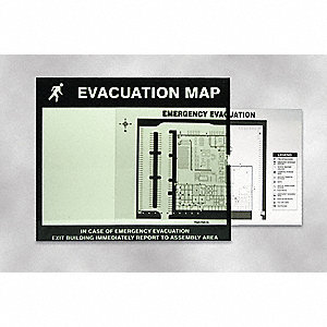 Map Holder,Fits 11 x 17 In Map