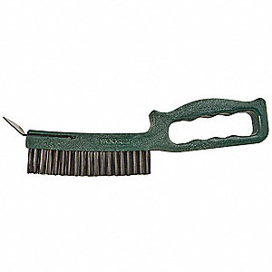 Brush,Wire,78 Tufts