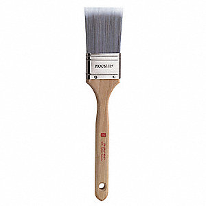 "3"" Wall Polyester/Nylon Paint Brush, Firm, for All Paint & Coatings"