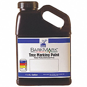 Tree Marking Paint,Blaze Orange,1 gal.