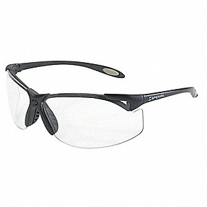 A900 Anti-Fog Safety Glasses, Clear Lens Color