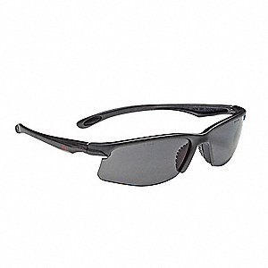 OCC  700 Anti-Fog Safety Glasses, Gray Lens Color
