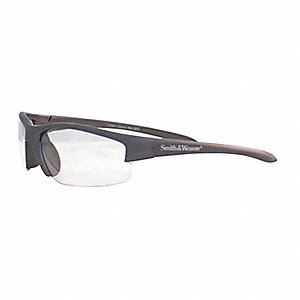 Smith & Wesson® Equalizer Scratch-Resistant Safety Glasses, Clear Lens Color