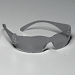 Virtua Max  Scratch-Resistant Safety Glasses, Gray Lens Color