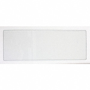 Replacement Window&#x3b; For Use With Allegro® Metal Difibrillator Wall Cases