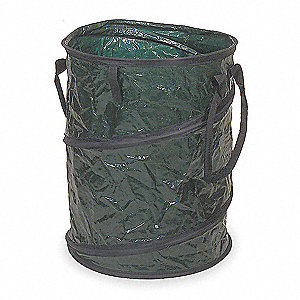 33 gal. Collapsible Litter Bag, 1 EA
