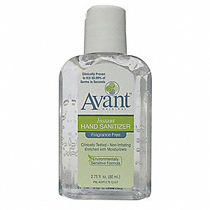 Hand Sanitizer,Bottle,Gel