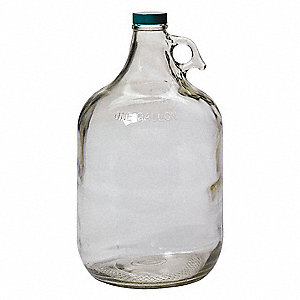 BOTTLE,NARROW MOUTH,3840 ML, 128 OZ