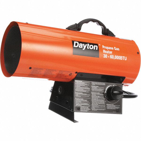 Dayton 19 5 16 Quot X 8 1 8 Quot X 15 1 8 Quot Forced Air Portable Gas