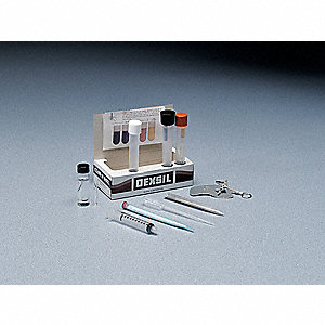 Soil Screening Kit  6 PK Range: Positive/Negative for less than 50 ppm