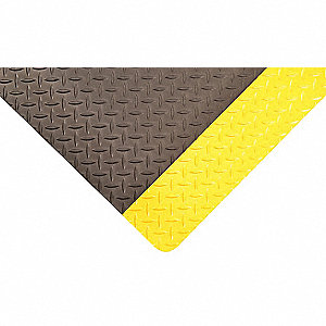 Antifatigue Mat,3 ft. W,7 ft. L