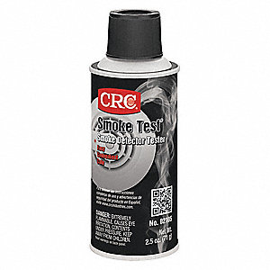 Smokeless Aerosol Testor Can, 2.5 oz.; For Use With Residential or Commercial Detectors; Provides Fu
