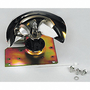 ROTATOR-MOTOR ASSEMBLY,  Fits Brand Federal Signal,  For Use With Aerodynic Lightbars