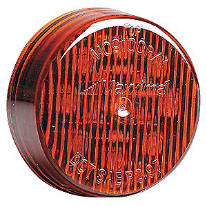 Clearance Marker Light,FMVSS J592e, P2