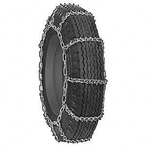 Tire Chains, Singles, V-bar,PK2