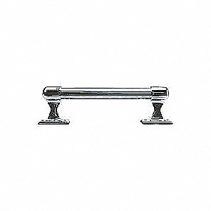 Large Hand Rail Kit,12 InL,1-1/4 O.D.