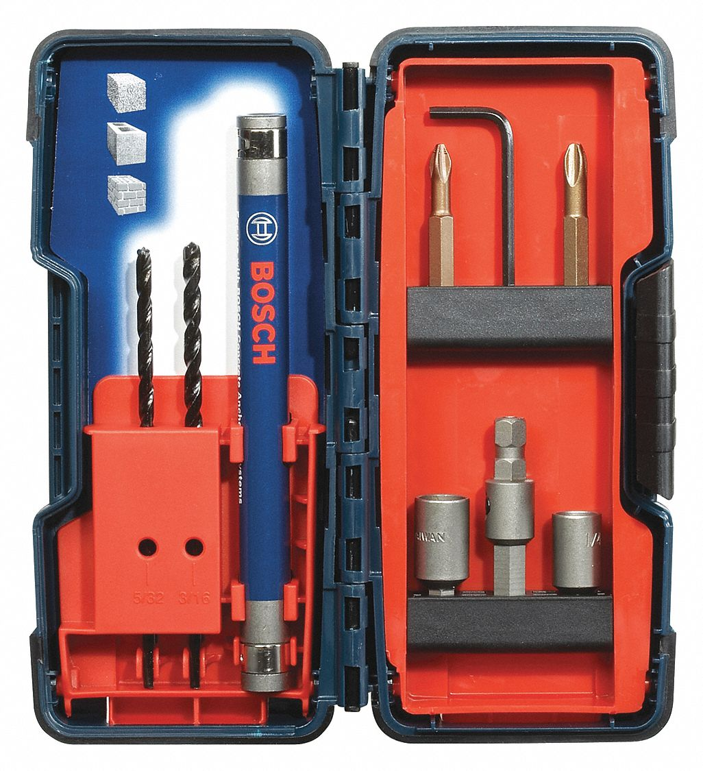 Power Tool Drill Bits