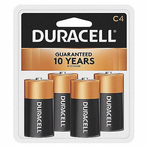 Duracell bater a tama o c alcalina 1 5v pq4 bater as for Tamanos de pilas
