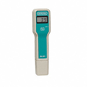 Pocket Mini Digital pH Meter