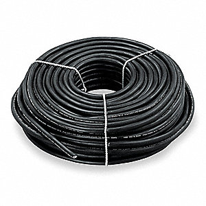 Portable Cord, 10 AWG Wire Size, Number of Conductors: 3, 100 ft. Spool Length