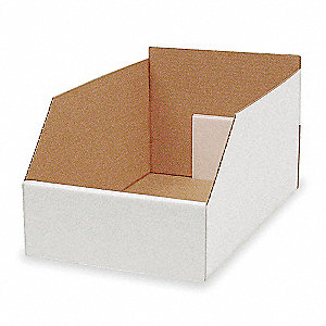 BIN BOX,CORRUGATED