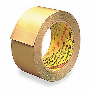 Carton Tape,Polypropylene,Tan,48mm x 50m