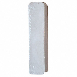 580g-620g Buffing Compound Bar, White