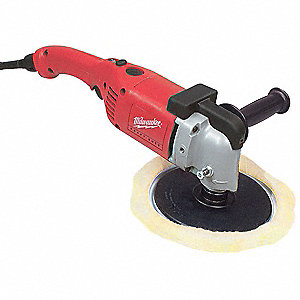 Right Angle Polisher,7/9 In,RPM 0-1750
