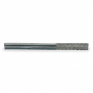 Cutter,Carbide,1/8 In