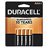 Batería AAA, Alcalina, Serie CopperTop, Baterías por Paquete 4