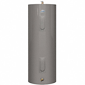 Residential Electric Water Heater, 30 gal. Tank Capacity, 240VAC, 4500 Total Watts