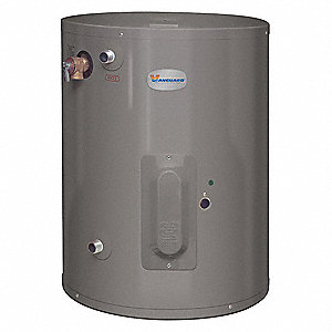 Residential Point-of-Use Electric Water Heater, 30 gal. Tank Capacity, 120VAC, 2000 Total Watts