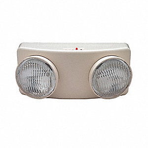 Emergency Light,120/277V,6W,5-1/2In H