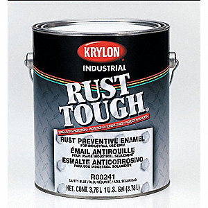 Gloss Dark Machinery Gray Interior/Exterior Paint, 5 gal.