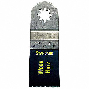Strd E-Cut Saw Blade,35mm,Nrw,PK10