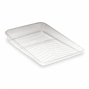 Paint Tray Liner,1 qt.,PET Recyc Plastic