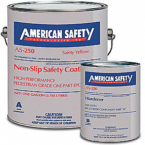 American Safety Non Slip Floor Paint