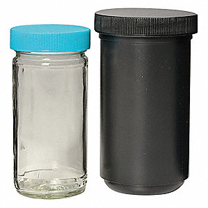 Protect Sample Container,120mL,Wide,PK20