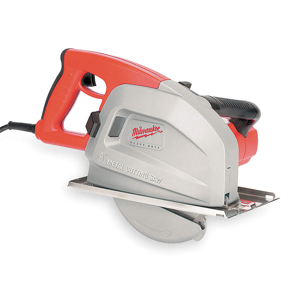 Milwaukee 8 metal cutting circular saw 3700 no load rpm 130 amps zoom outreset put photo at full zoom then double click greentooth Choice Image