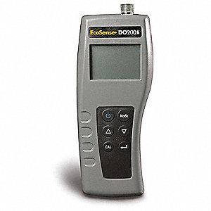 Dissolved Oxygen Meter,LCD Display